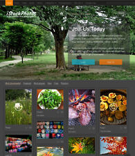 Professional Stock Photography Website