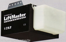 LiftMaster 1355/8065/8164W Garage Door Opener 1/2 HP Chain Drive W/O Rail