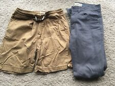 28R Mens Or Boys Trousers And Shorts Bundle From Next