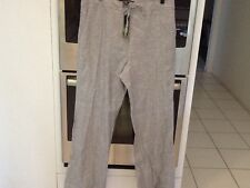Ellen Tracy Size M Draw String Waist Pants New With Tags