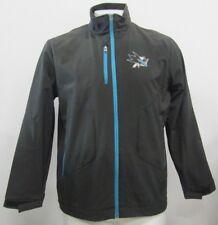 San Jose Sharks NHL Men's Full Zip Softshell G-III Jacket Black M L XL 2XL