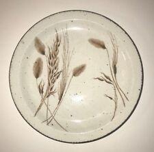 "1 - STONEHENGE -  MIDWINTER - WILD OATS - 10 1/2"" DINNER PLATE"