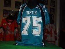 Game Worn Destin Marlins Football Jersey