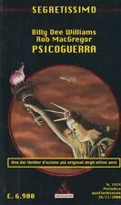 segretissimo 1424 Williams e McGregor - Psicoguerra 2000 Mondadori