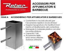 indici15 Accendibraci Accenditore Accendi per Affumicatori e Barbeque 7 lt.Reber