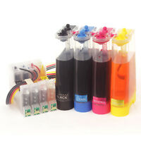 Continuous Ink Supply System CISS For EPSON C88+ CX3800