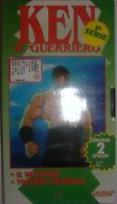 VHS - HOBBY & WORK/ KEN IL GUERRIERO - VOLUME 61 - EPISODI 2