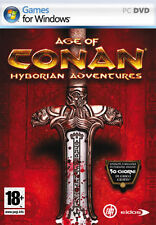 Age Of Conan Hyborian Adventures PC IT IMPORT EIDOS INTERACTIVE