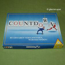 Countdown Wortspiel von Frederic Leygonie Piatnik ©1997 ab 12 Jahren Rar Top!