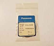 NOS Panasonic Matsushita Dial Cord YASFZNE24
