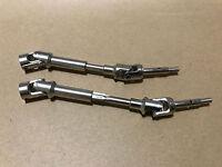 Hardened Steel Driveshafts CVD Kit For Traxxas Rustler VXL 2WD XL5