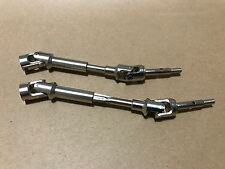 Hardened Steel Driveshafts CVD For Traxxas BigFoot 2WD RC Monster Truck