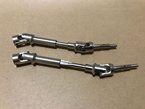 1/10 Traxxas Slash VXL 2WD Hardened Steel Driveshafts CVD JC091