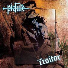 PICTURE Traitor CD & 3 BONUSTRACKS!!