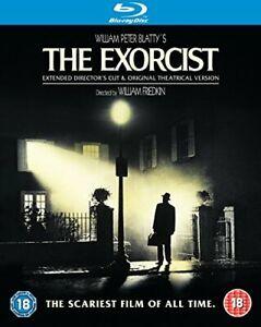 The Exorcist [Blu-ray] [1973] [Region Free] [DVD][Region 2]