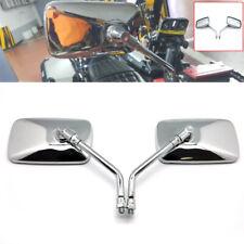 1 Pair Rearview Side Mirrors For Honda Shadow VT VT1100 VT750 VT600 VF750 Magna