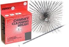 """Target 8"""" x 10"""" Rectangle Wire Chimney Cleaning Brush For Flues/Chimneys 31008"""