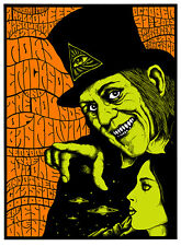 ROKY ERICKSON San Francisco 2015 poster by Alan Forbes