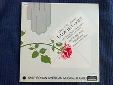 New listing Lady Be Good cast album (LP 1977) Fred & Adele Astaire, Cliff Edwards, R 008