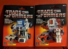 Transformers G1 Reissue Walmart Minibots Swerve Tailgate Set