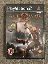 PlayStation 2 Game: God Of War II (Superb Factory Sealed Condition) UK PAL PS2