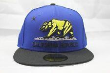 NEW ERA 59FIFTY FITTED HAT/CAP.  CALIFORNIA REPUBLIC