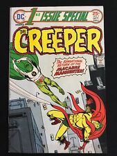 1st Issue Special #7 The Creeper (DC Comics Oct 1975), Steve Ditko FN/VF