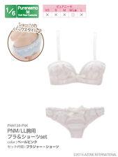 Azone Pureneemo PNM/LL Bra & Shorts Set Veil Pink Blythe Pullip 1/6 Obitsu