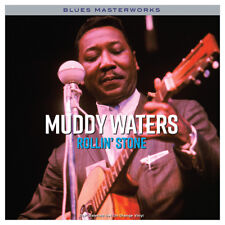 Muddy Waters - Rollin' Stone (3LP 180g Orange Vinyl) NEW/SEALED