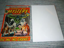 Journey Into Mystery #1 Marvel Bronze Age Comic Book