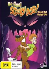 Be Cool, Scooby-Do! : Season 1 : Vol 2 (DVD, 2017, 2-Disc Set) (Region 4) Aussie