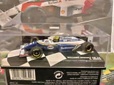 "1/43 Minichamps Williams FW16 Ayrton Senna ""Rothmans"" Sponsor"