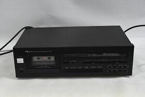 Nakamichi 482 3 Head Discrete Head Dual Capstan Cassette Tape Deck - SERVICED
