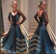 ML 1013 Women Competition Ballroom Tango Waltz Standard Smooth Dance Dress