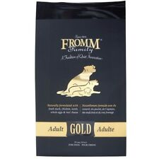 Fromm Gold Holistic  Adults Dry Dog Food Duck Chicken Lamb 33 lbs