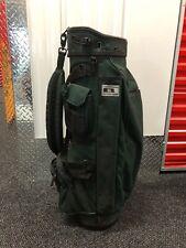 Belding Sports The President Cart/Carry Golf Bag Green w/ Raincover Msrp $255