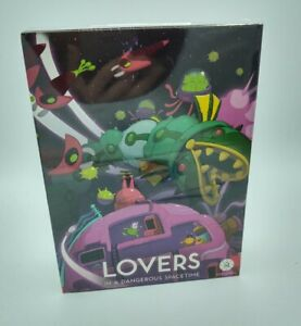 Lovers In A Dangerous Spacetime IndieBox PC Game Collector's INCLUDES STEAM KEY