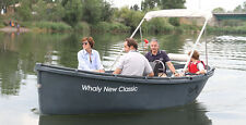 Imbarcazione gozzo Whaly 440 New Classic in polietilene