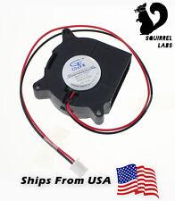 24V 40mm Turbo Blower Fan 4020 40x40x20mm 0.13A cool down PLA 3D Printer RepRap