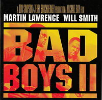 Compilation ‎CD Bad Boys II - The Soundtrack - France (M/EX+)