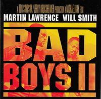 Compilation CD Bad Boys II - The Soundtrack - France (M/EX+)