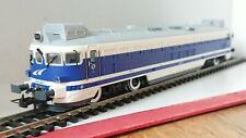 "Electrotren E2367 RENFE 354.008 Diesel Loco ""Virgen de Montserrat"" Period V"