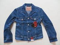Levi's  Type 1 Jacke Jeansjacke, Gr. M, NEU ! Rocka-Bella Vintage wash Denim !