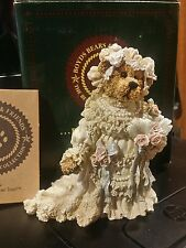 Boyd'S Bears Bailey As The Bride, Gift Creation Concepts, 1998