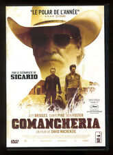 COMANCHERIA  David MACKENZIE   Jeff BRIDGES / Chris PINE     DVD ZONE 2
