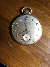 pocket Watch Antique Gruen