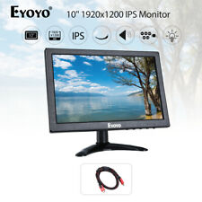 Eyoyo 10 Inch 1920x1200 Video Audio VGA BNC HDMI IPS Monitor Display for Camera