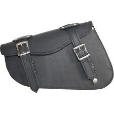 Motorrad Satteltasche Solo Tasche saddlebag Motorradtasche Werkzeugtasche Leder