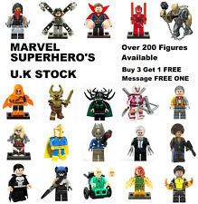 Marvel Minifigure Avengers Lego & Custom Minifigures Mini Figure BUY 3 & 1 FREE
