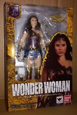 Bandai Tamashii SH Figuarts Wonder Woman Justice League DC Comics Batman